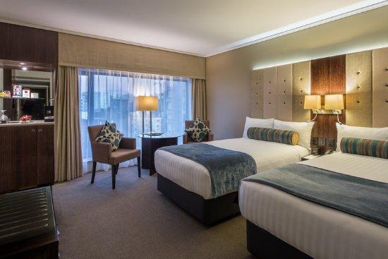 Grand Millennium Auckland: Twin Room
