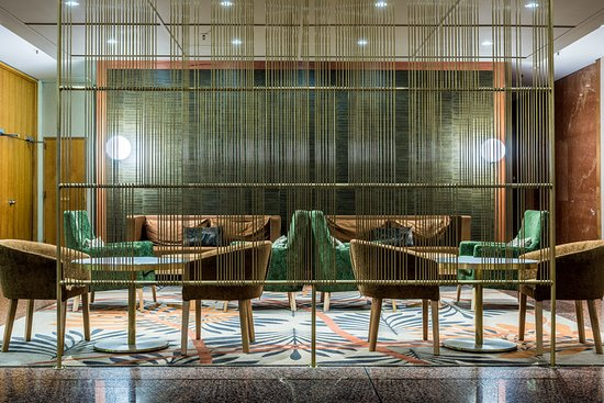 Grand Millennium Auckland: Lobby Seating