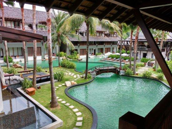 Mai Samui Resort & Spa: View from the balcony