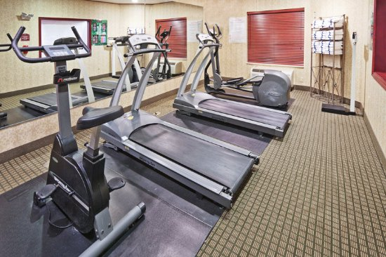 Gainesville, TX: Fitness Center