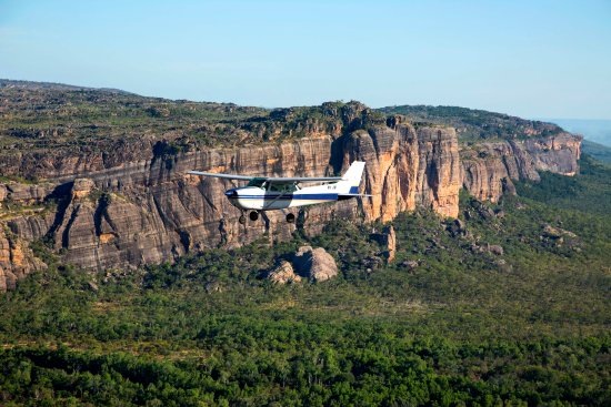 Jabiru, Australia: The Escarpment