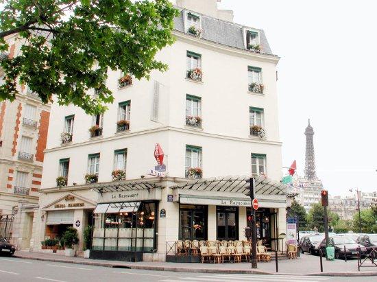 Eiffel Kennedy Hotel: EXTERIOR.