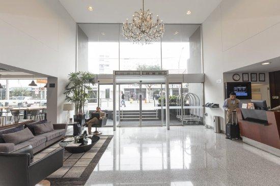 Casa andina select miraflores lima peru hotel reviews for Casa andina select lima