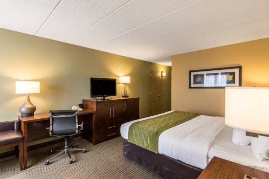 Plymouth, MN: Guest Room