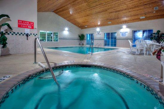 Country Inn Suites By Carlson Boone Countryinn Hot Tub