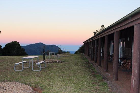 Dorrigo, Australia: sunset