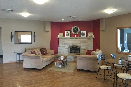 Redgranite, Висконсин: Lobby