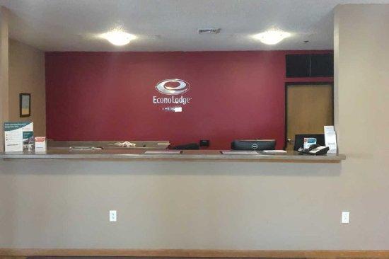 Redgranite, Висконсин: Front Desk