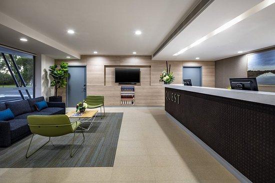Griffith, Australia: Reception Lobby