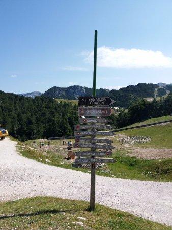 Bohinjsko Jezero, Slovenia: Directions