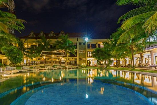 Busy Hotel Near Cua Dai Beach 5 Km S From The Hoi An Old City Review Of River Resort Vietnam Tripadvisor