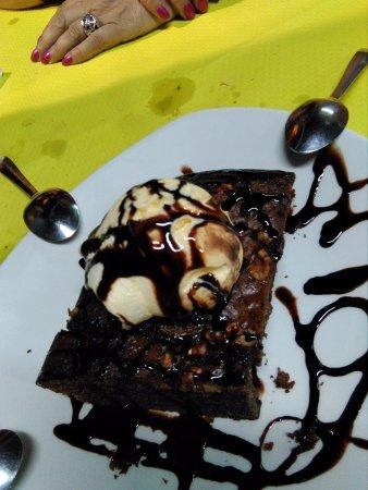 Tres Cantos, Spania: Brownie