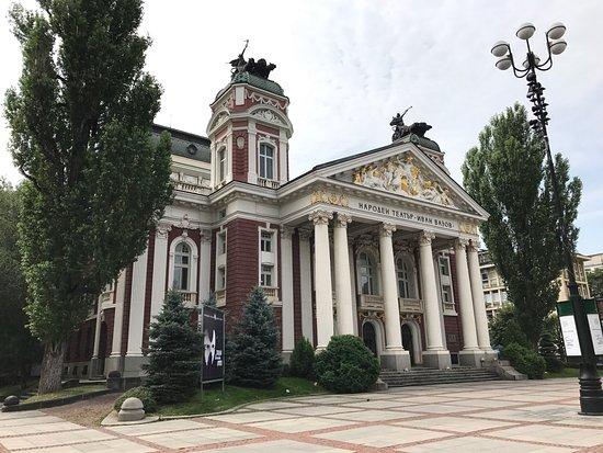 Ivan Vazov National Theater : photo0.jpg