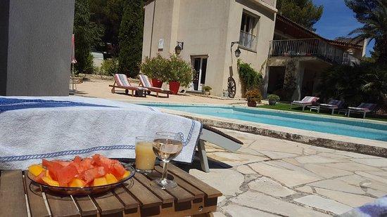 villa serena la ciotat frankrike omd men och prisj mf relse tripadvisor. Black Bedroom Furniture Sets. Home Design Ideas