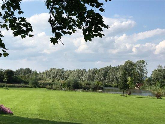 Stadthagen, Niemcy: Parkanlage mit See
