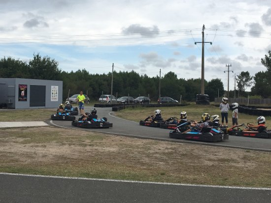 Karting Quad Montalivet: Super moment