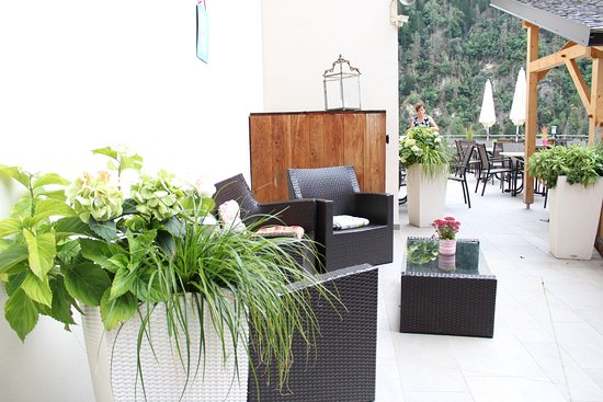 terrasse bild von pizzeria turm san pancrazio tripadvisor. Black Bedroom Furniture Sets. Home Design Ideas