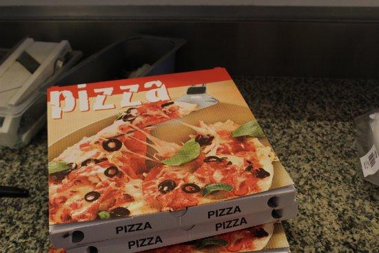 San Pancrazio, Italia: Pizza