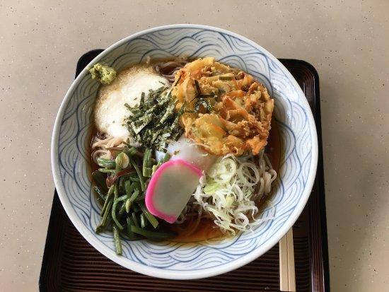Osaki, Япония: ぶっかけそば ¥750