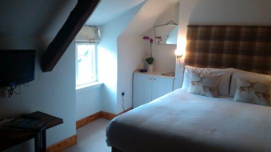 Crookham, UK: Room