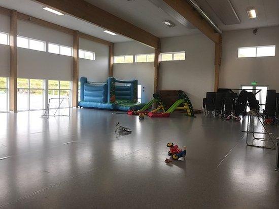 Sandoy, Faroe Islands: Espacio para niños