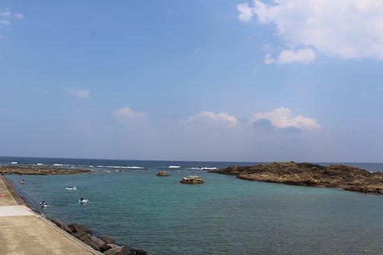 Harutahama Beach