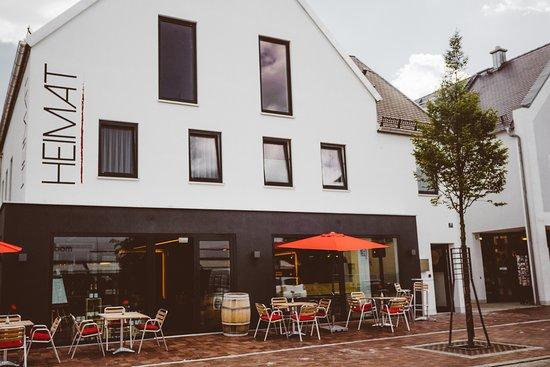 Mainburg, Tyskland: Außenansicht
