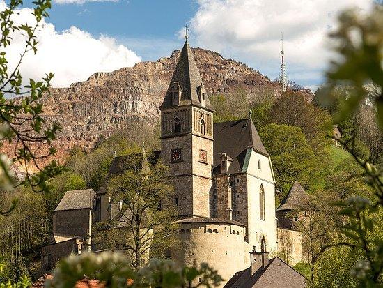 Kirchenburg St. Oswald