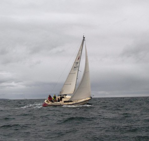 Solva, UK: Sail our 9M yacht in St Bride's Bay