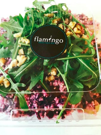Flamingo Fresh Food Bar: CousCous ...