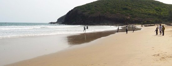 Yarada Beach : Yarada Shore