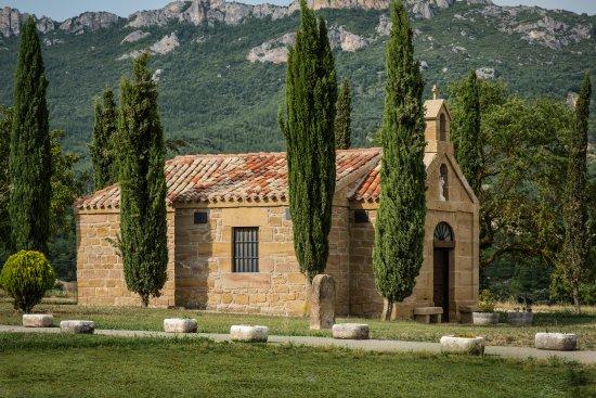 Haro, Espanha: Ermita de la Virgen de la Pera