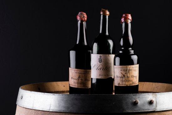 Haro, Espanha: Vinos elaborados en El Ternero en 1917