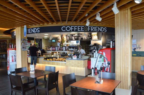 Avry-devant-Pont, Switzerland: Coffee and Friends restoroute de la Gruyère