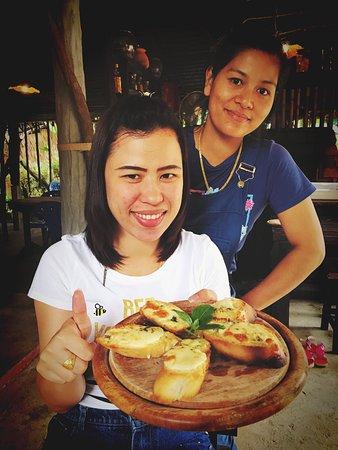 Khlong Sok, Tailandia: Chao Italian restaurant
