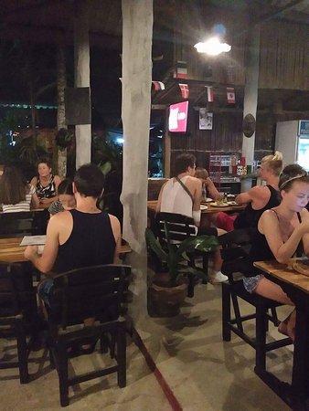 Khlong Sok, Thailand: Chao Italian restaurant