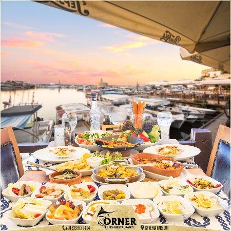 Corner Restaurant Kyrenia