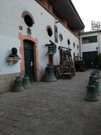 Molise, Italia: Museo delle campane