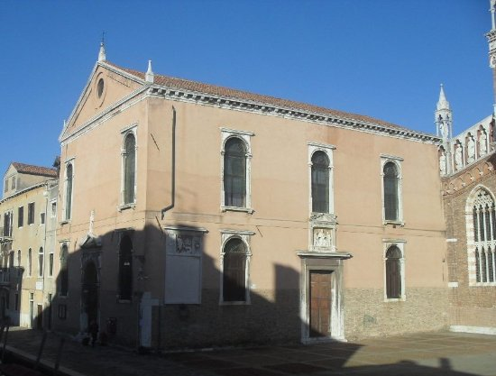 Scuola di Santa Maria e di San Cristoforo dei Mercanti