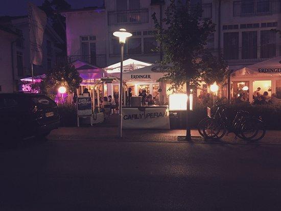 Ostseebad Baabe, Germania: CARLY PERAN live