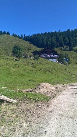 Scheffau am Wilden Kaiser, Austria: Walleralm