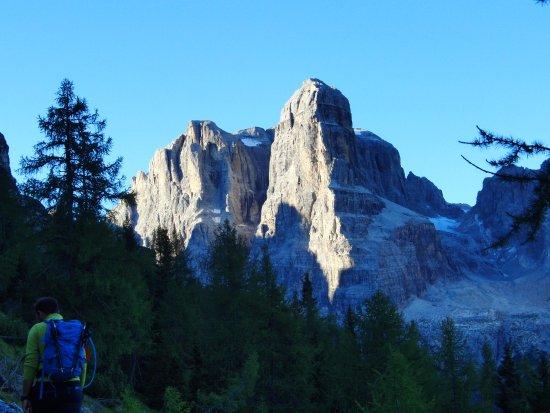 Trentino Dolomites, Italy: Dolomiti di Brenta - Cima tosa e Crozzon di Brenta