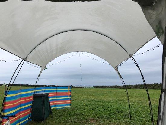 Porthleven, UK: Penrose Campsite Aug 2017