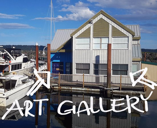 We are located at the beautiful Coast Marina, near BC Ferry in Campbell River