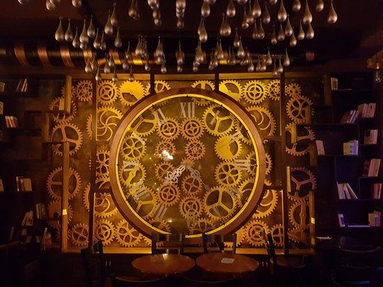 Inside Curiosity Picture Of Enigma Secret Garden Bistro