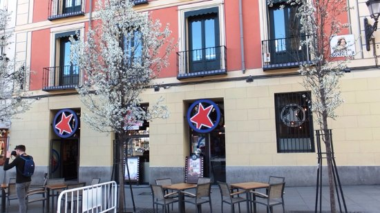 SANDEMANs NEW Europe - Madrid: sm86