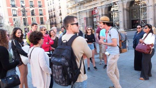 SANDEMANs NEW Europe - Madrid: sm94