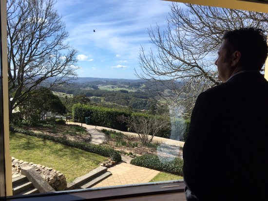 Adelaide Hills, Australia: lunch with a view