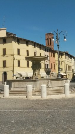 Matelica, Italië: Fontana