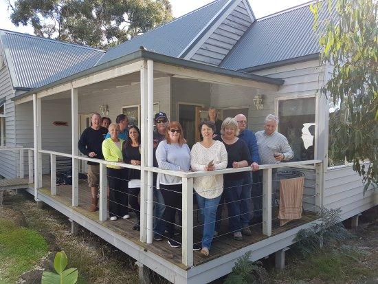 Port Albert, Australia: Our crew!